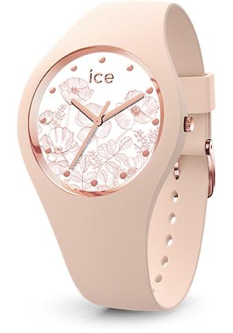 ice-watch Quarzuhr »ICE flower - Spring nude - Small - 3H, 16663« kaufen