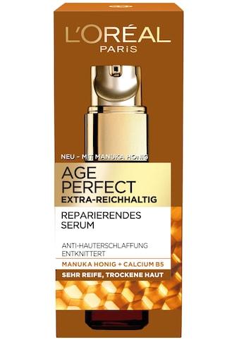 L'ORÉAL PARIS Gesichtsserum »Age Perfect Extra-Reichhaltig«, mit Manuka Honig kaufen