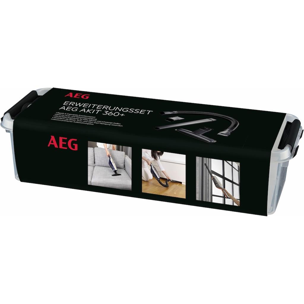 AEG Staubsaugerdüsen-Set »AKIT360+«, (Set, 5 tlg.)