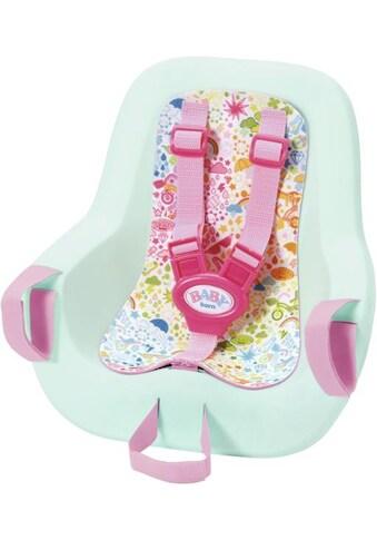 "Baby Born Puppen Fahrradsitz ""Play & Fun Fahrradsitz"" kaufen"