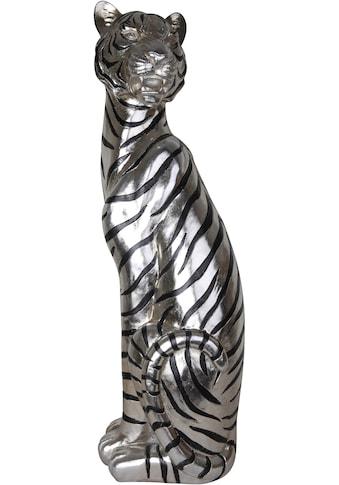 Leonique Dekofigur »Sitzender Tiger« kaufen