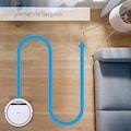 Medion® Saugroboter »MD 10065 optimiert für Tierhaare und Allergiker«, + erweitertes Ersatzteilset + systematische Navigation