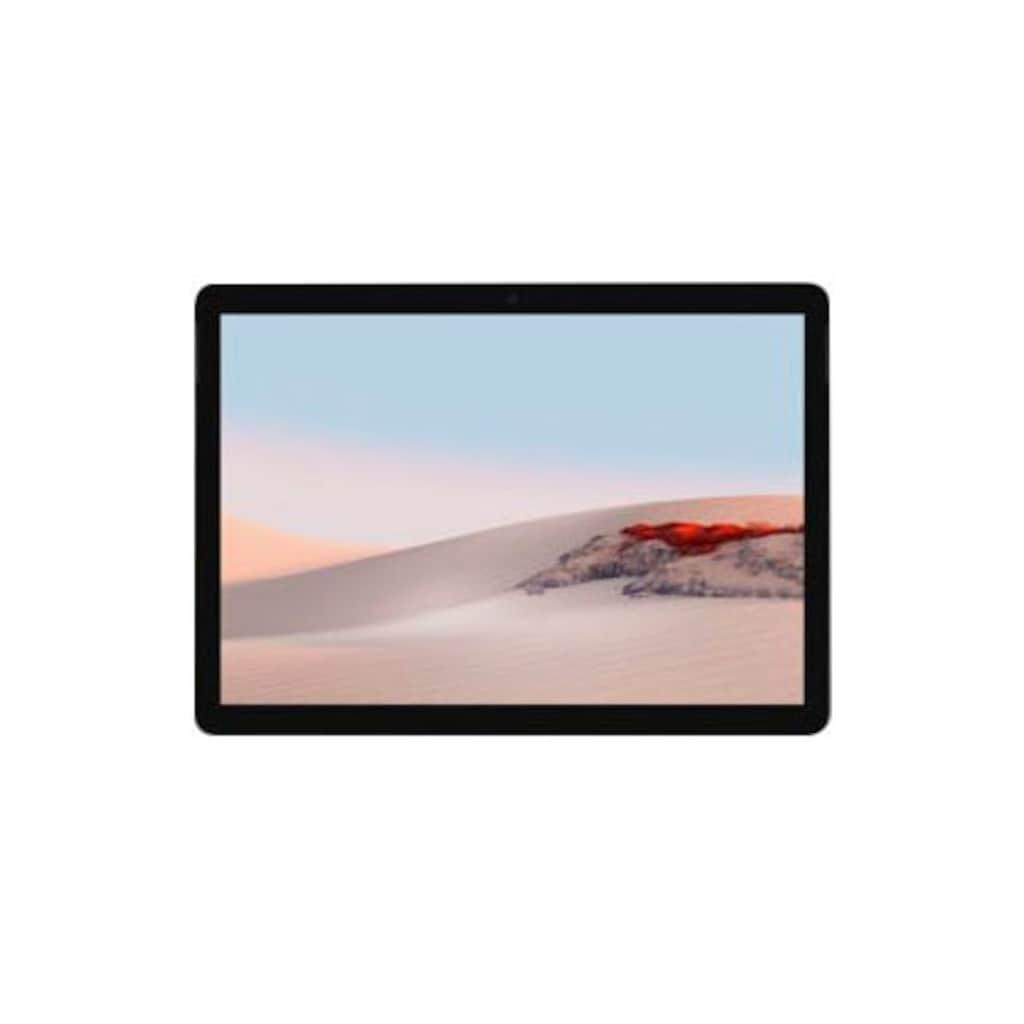 Microsoft Notebook »Surface Go  64/4 GB platin«