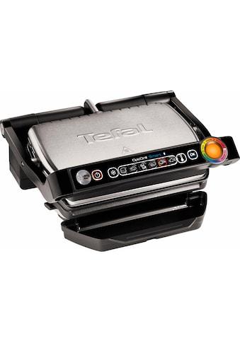 Tefal Kontaktgrill GC730D Optigrill, 2000 Watt kaufen