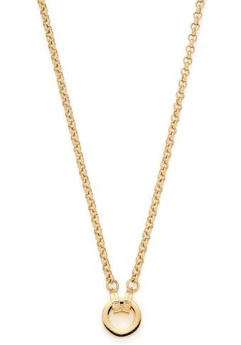 LEONARDO Charm-Kette »70 gold Paola Clip&Mix, 018389« kaufen