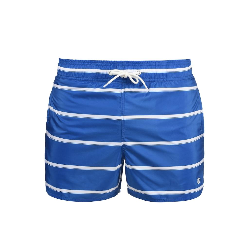 Blend Shorts »Salvio«, Badeshorts mit Mesh-Einsatz