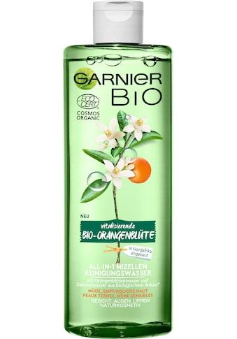 GARNIER Gesichtswasser »Bio Vitalisierende Orangenblüte All-in-1 Mizellen« kaufen
