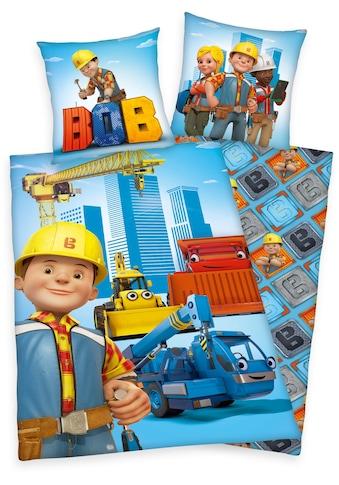 Kinderbettwäsche »Bob«, Bob der Baumeister kaufen
