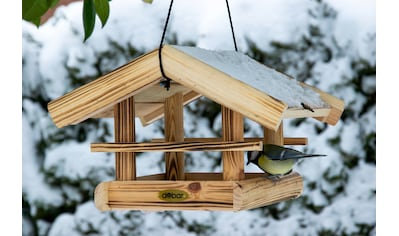 dobar green label Vogelhaus »Quemado«, BxTxH: 30x34x22,5 cm, Futterhaus mit Kordel,... kaufen