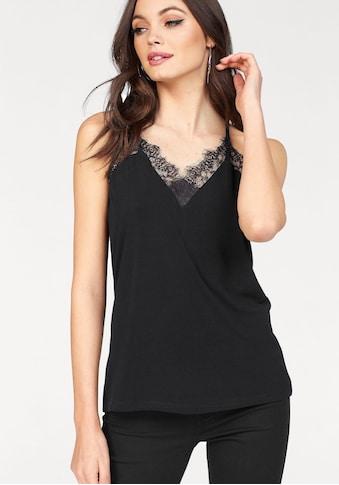 Vero Moda Spitzentop »VMMILLA« kaufen