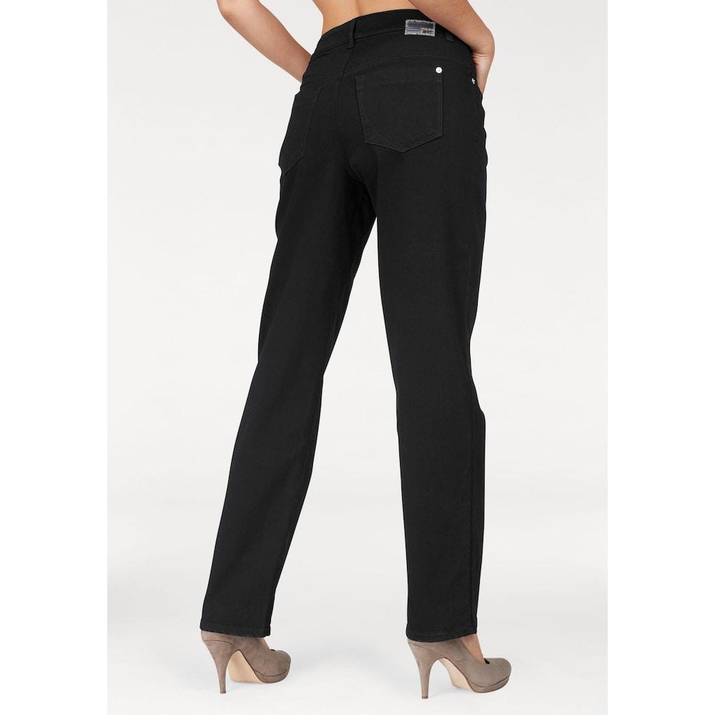 MAC Bequeme Jeans »Gracia«, Passform feminine fit