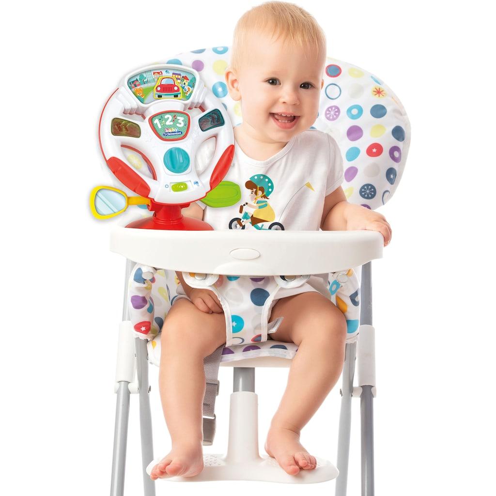 Clementoni® Lernspielzeug »Clementoni Baby - Aktivitäts-Lenkrad«