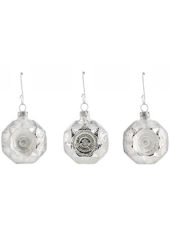 """Thüringer Glasdesign Christbaumschmuck """"Eisprinzessin"""" (6 - teilig) kaufen"""