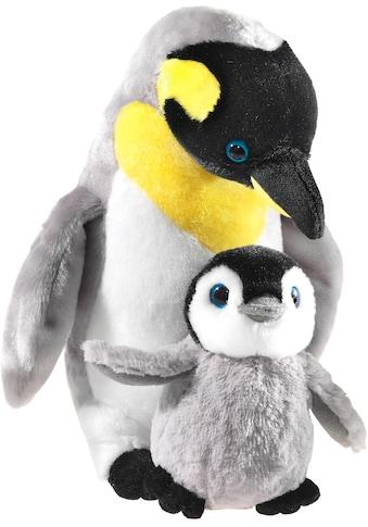 """Heunec® Kuscheltier """"Pinguin mit Baby"""" kaufen"""