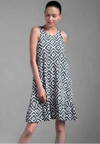 Ocean Sportswear Jerseykleid »aus weicher Viskose-Mix-Qualität«, mit Volant am Saum kaufen