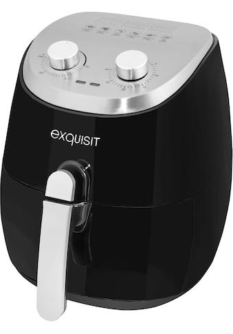 exquisit Heissluftfritteuse FR 6501 swi, 1350 Watt kaufen
