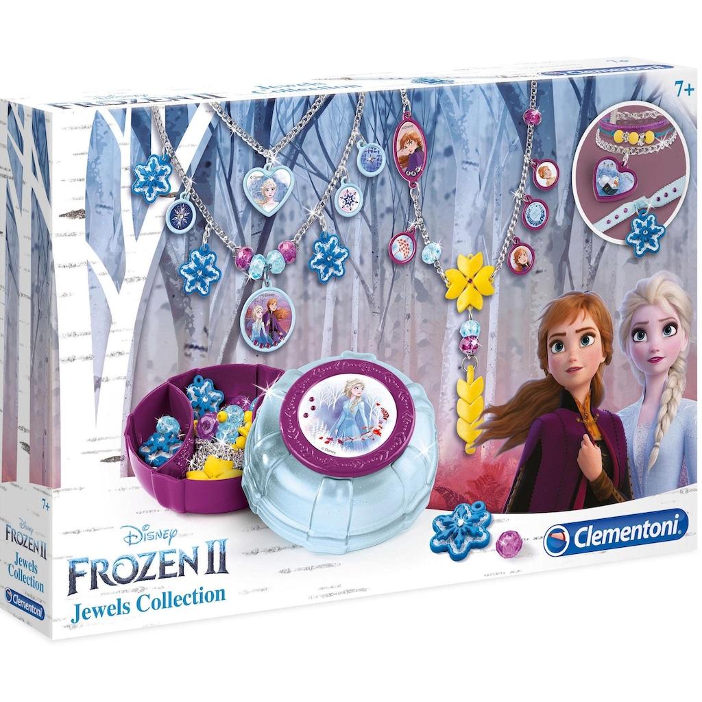 "Clementoni® Kreativset ""Frozen 2 - Schmuck Kollektion"""