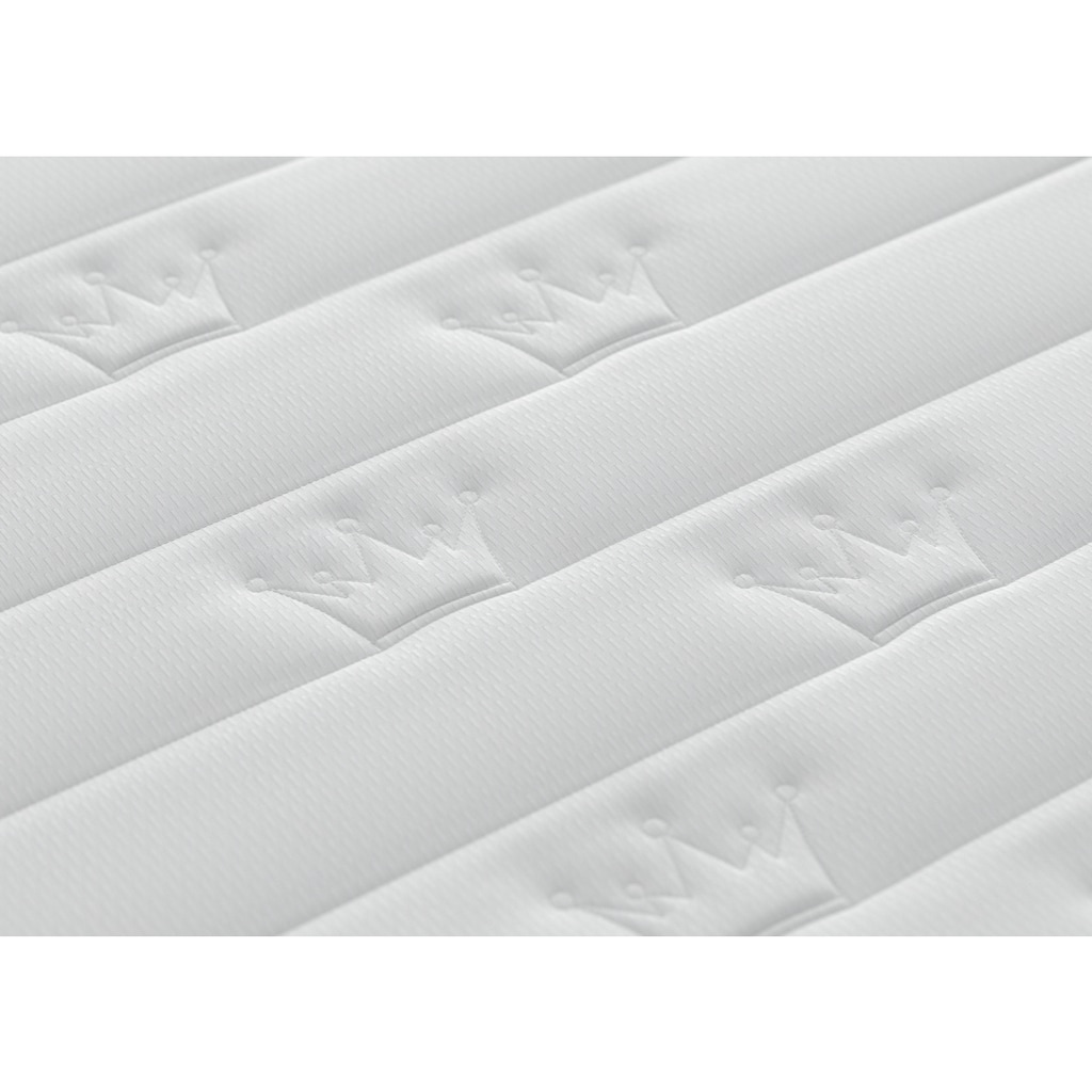 Malie Boxspringmatratze »Meike«, 25 cm cm hoch, 806 Federn, (1 St.)