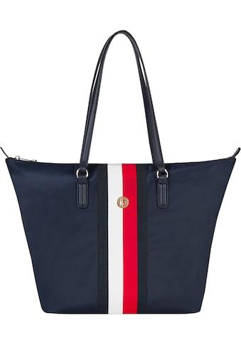 TOMMY HILFIGER Shopper »Tote-Bag«, mit geräumigen Hauptfach kaufen