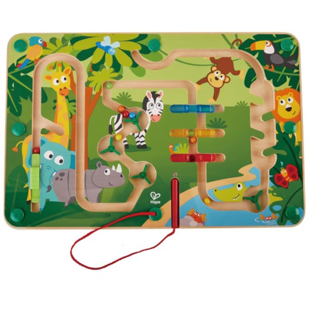 Hape Spiel »Dschungel-Labyrinth«
