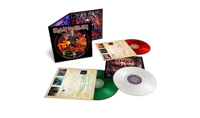 Vinyl »Nights of the Dead,Legacy of the Beast:Live in Mex / Iron Maiden« kaufen