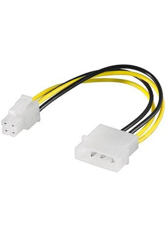 Goobay PC Stromkabel/Stromadapter; kaufen