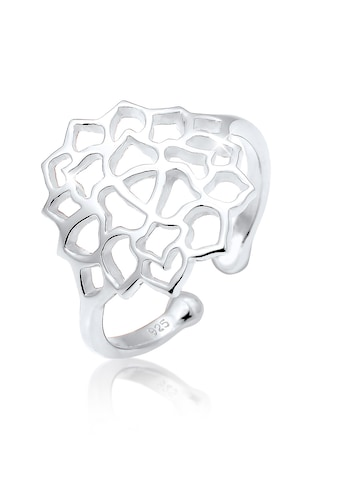 Elli Fingerring »Lotusblume Ornament 925 Sterling Silber« kaufen