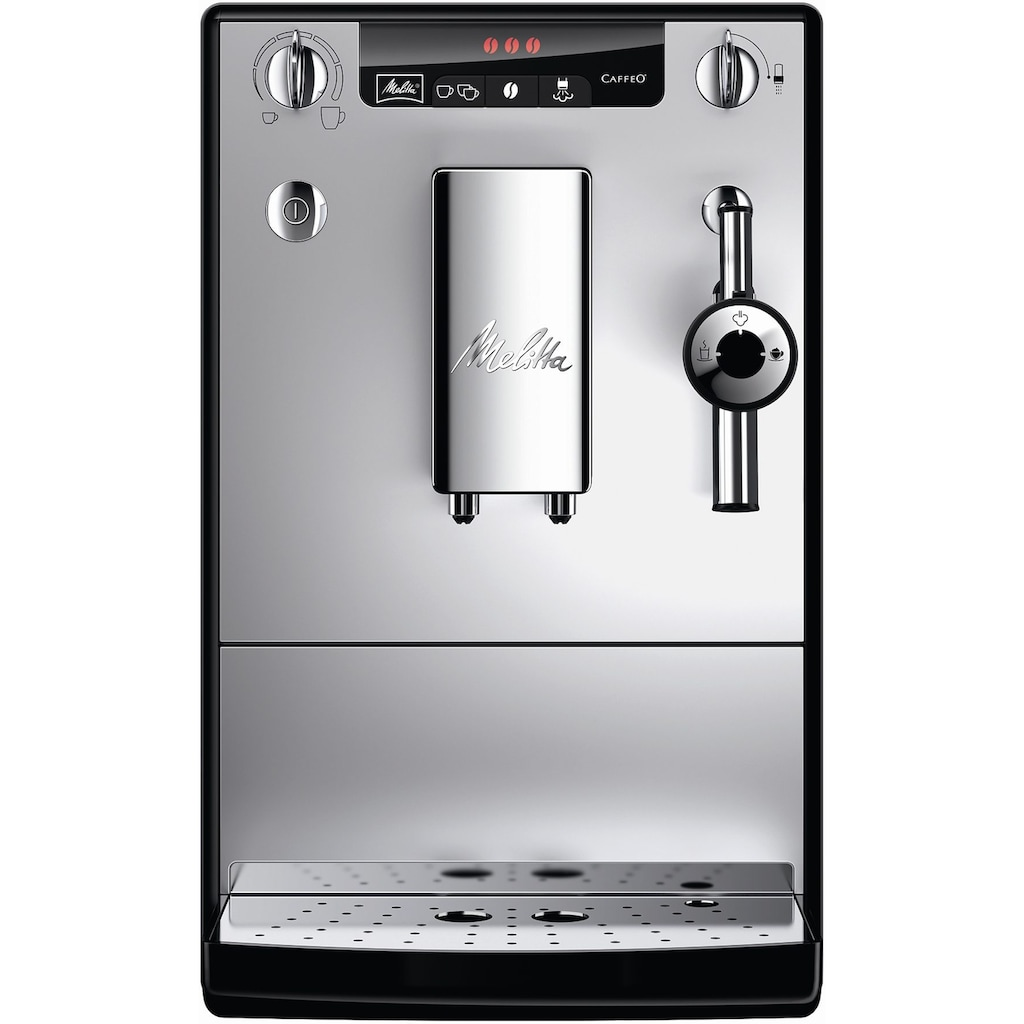 Melitta Kaffeevollautomat »CAFFEO® Solo® & Perfect Milk E957-103«, nur 20 cm breit