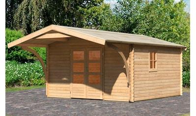 Karibu Gartenhaus »Mühlheim 6« kaufen