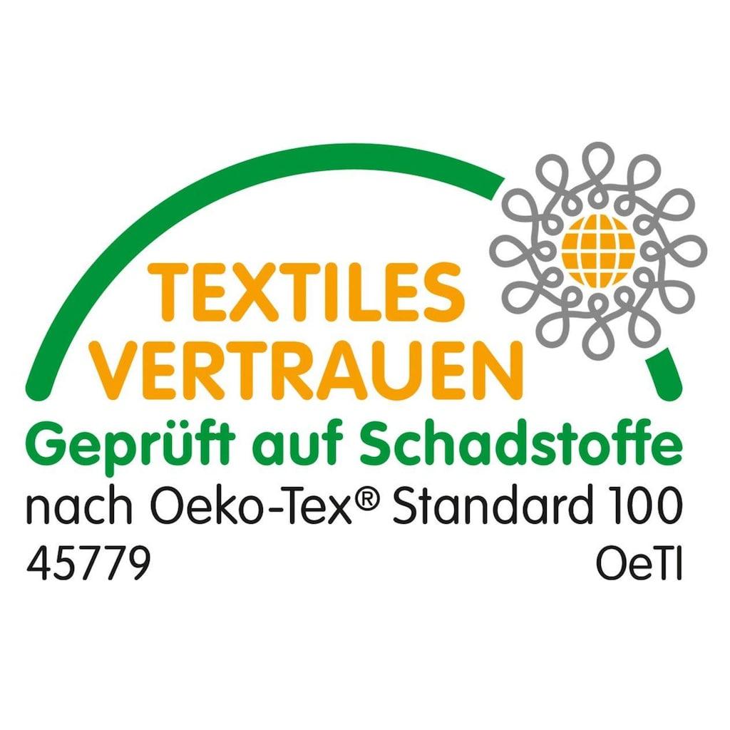 Sannwald Federkopfkissen »Kuscheltraum - Hausstaub- & Milbenbarriere«, (1 St.)