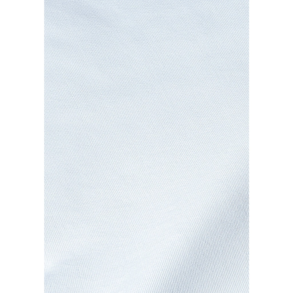 Clipper Unterhemd, (3 St.), schlichtes Basic für jeden Tag - in Feinripp