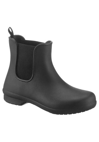 Crocs Gummistiefel »Freesail Chelsea Boot«, wasserabweisend kaufen