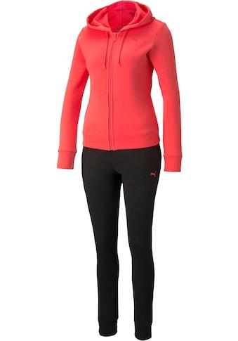 PUMA Jogginganzug »Classic Hooded Sweat Suit FL«, (Set, 2 tlg.) kaufen