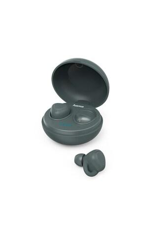 Hama Sport-Kopfhörer »komplett kabellos, Ladestation«, Bluetooth, Sprachsteuerung,... kaufen