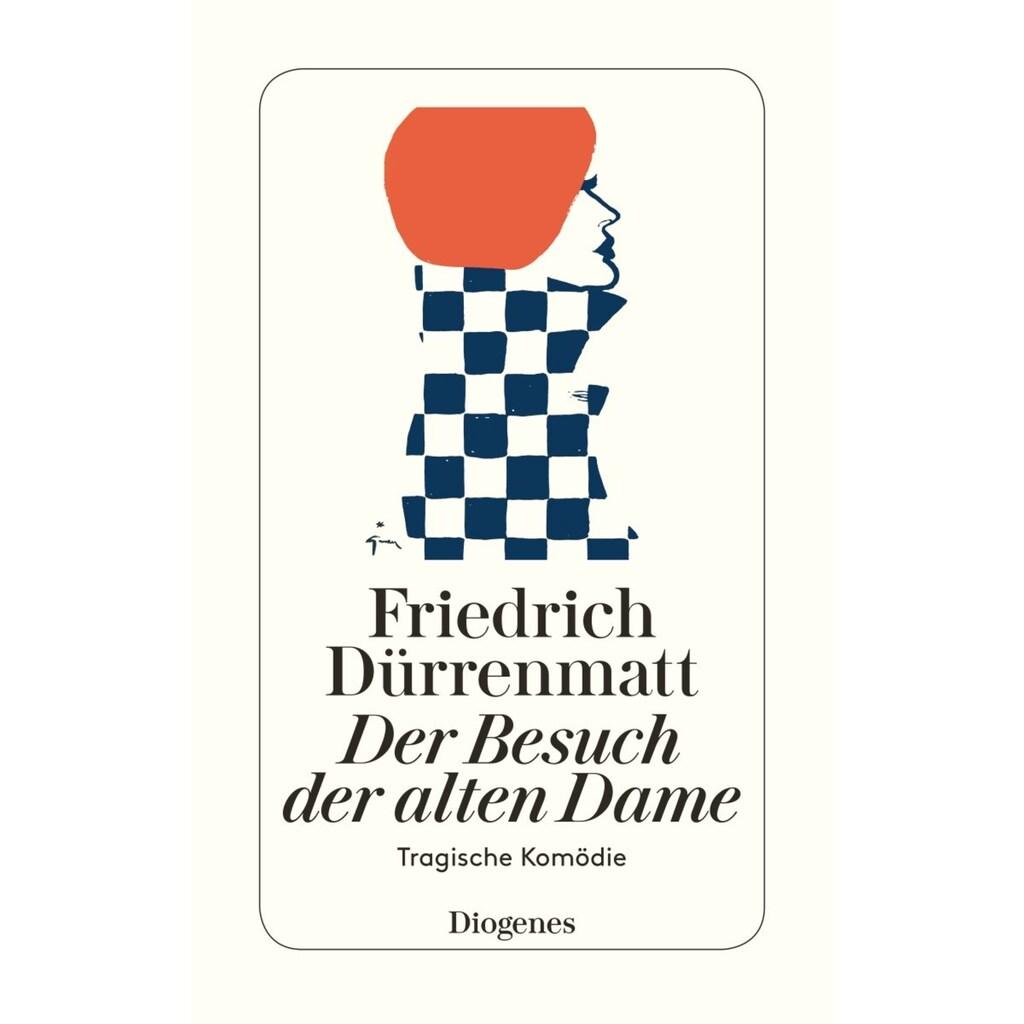 Buch »Der Besuch der alten Dame / Friedrich Dürrenmatt«