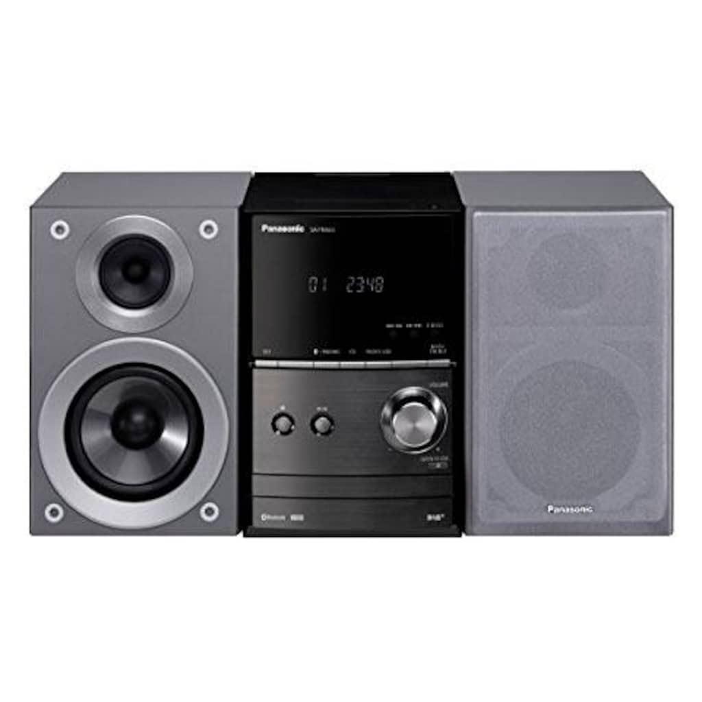 Panasonic Kompaktanlage »SCPM602«, Bluetooth