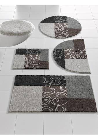 Badgarnitur mit Muster kaufen