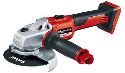 Einhell Akku-Winkelschleifer »AXXIO«, Power X-Change, 125 mm, ohne Akku & Ladegerät kaufen