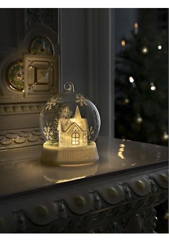 KONSTSMIDE LED Dekoglaskugel Haus kaufen