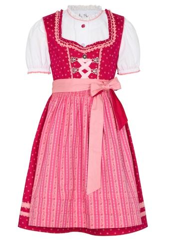 """Spieth & Wensky Kinderdirndl mit Bluse """"Hummer"""" kaufen"""