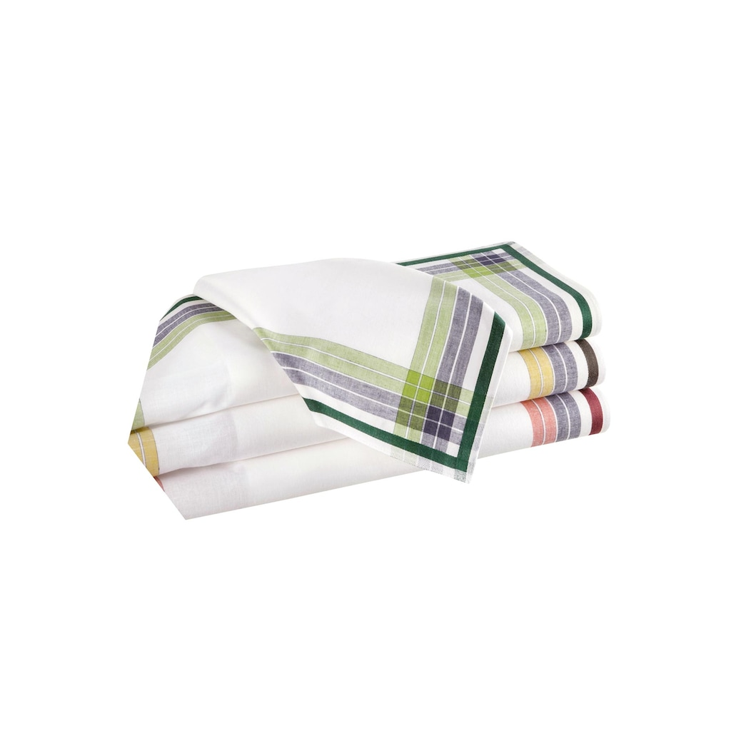 Stuchlik Herren-Taschentücher