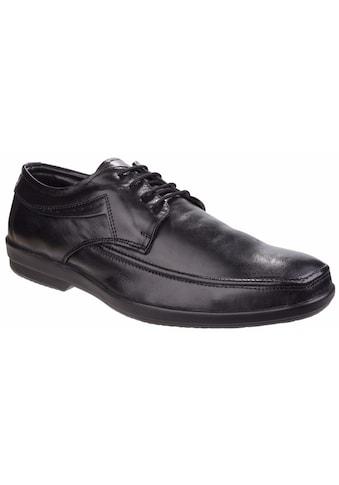 Fleet & Foster Schnürschuh »Herren Dave Apron Oxford Schuhe« kaufen