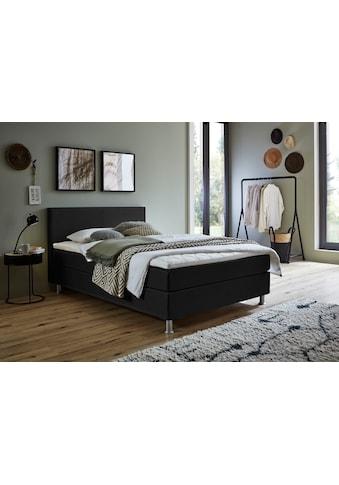 ATLANTIC home collection Boxbett, inklusive Topper kaufen