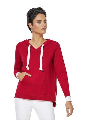 creation L Kapuzenpullover »Pullover« kaufen