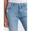 Cross Jeans® Girlfriend-Jeans »Gwen«, Backpocket-Stitching