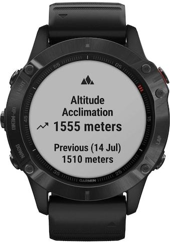 Garmin Smartwatch »FENIX 6 – Pro« kaufen