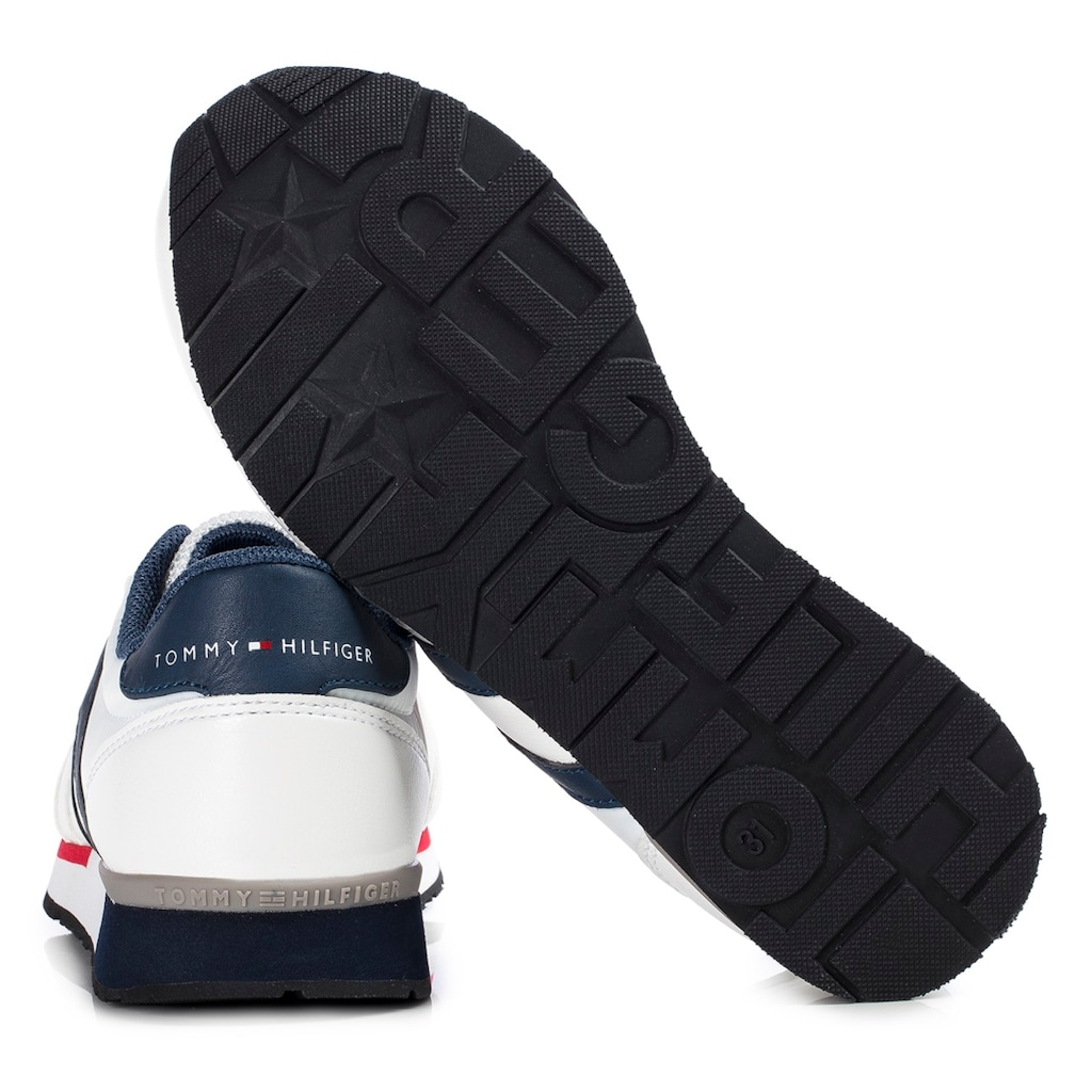 Tommy Hilfiger Sneaker, mit Logoschriftzug an der Ferse