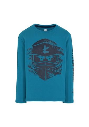 """LEGO® Wear Langarmshirt »M-22755«, """"mit einem riesigen Ninja-Druck"""" kaufen"""