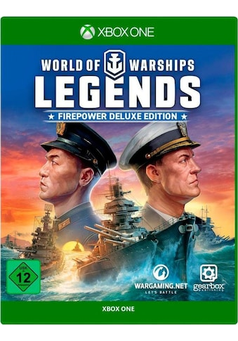 XB1 World of Warships Xbox One kaufen