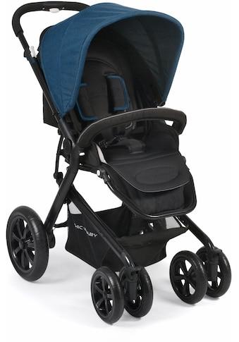 CHIC4BABY Kinder-Buggy »Pronto, navy«, mit feststellbaren Doppelschwenk-Vorderrädern;... kaufen